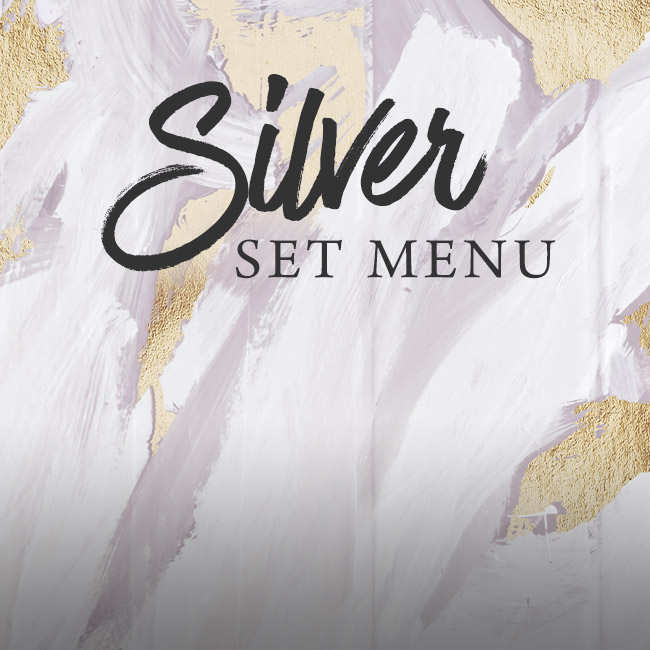 Silver set menu at The Rambler's Rest