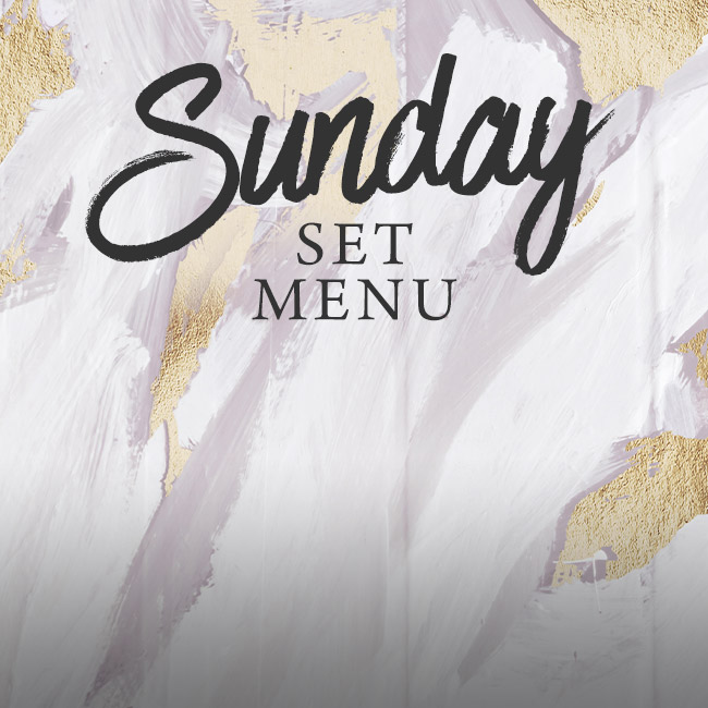 Sunday set menu at The Rambler's Rest